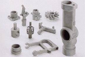 圧力部品用 鋳物素材