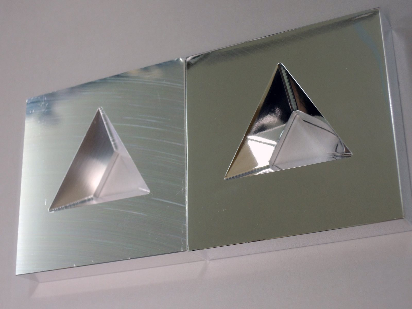 アルミニウム電解研磨